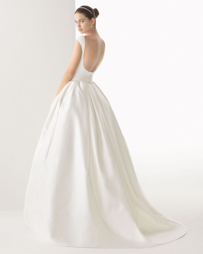 Rosa Clara wedding dress 2014 bridal Cordoba