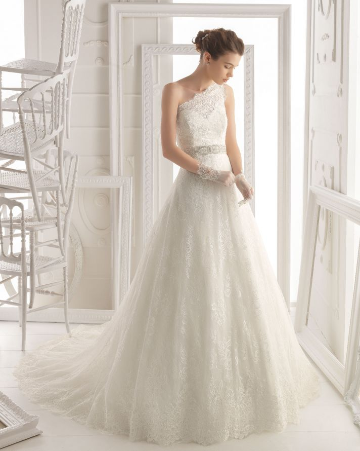 Aire Barcelona wedding dress 2014 Bridal Oxford