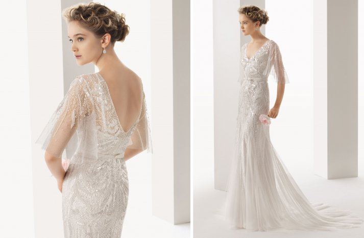 2014 wedding dresses from Rosa Clara Soft bridal collection 2