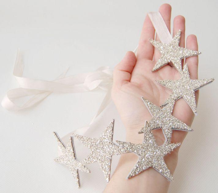 silver star wedding belt