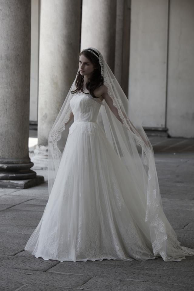 New Wedding Dress Collection from Alberta Ferretti Forever Bridal Buckingham