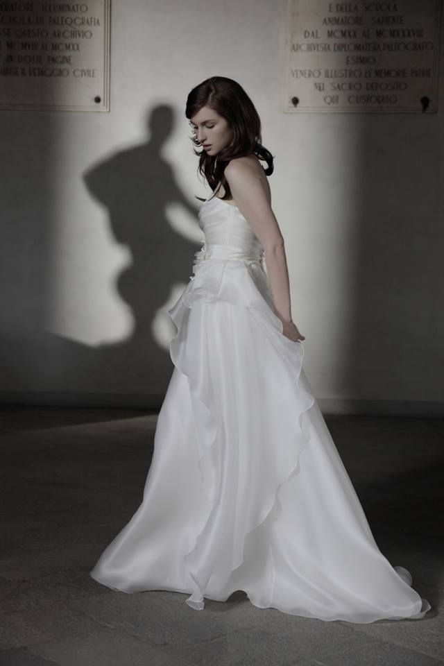 New Wedding Dress Collection from Alberta Ferretti Forever Bridal Topkapi