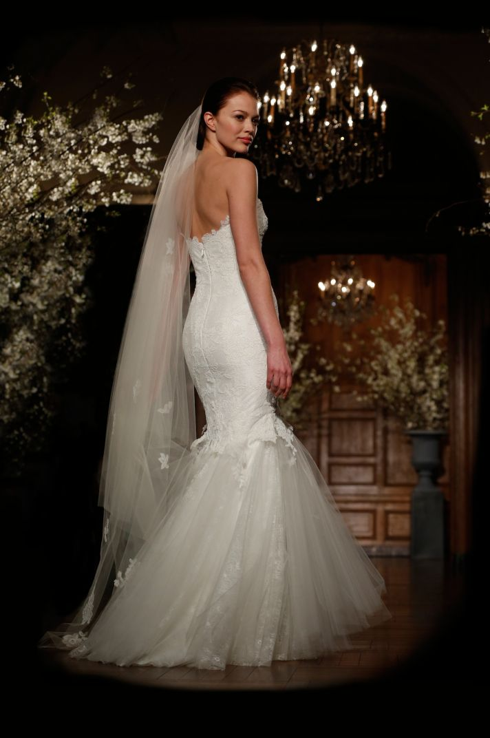Romona Keveza wedding dress Legends bridal spring 2014 L508