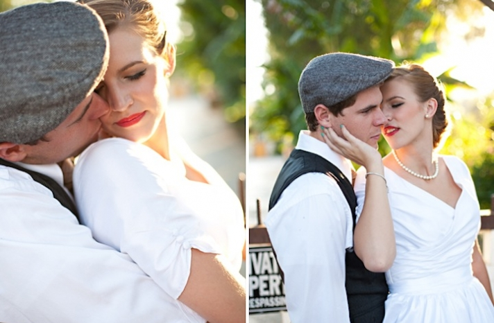 The Notebook inspired wedding bride and groom portraits