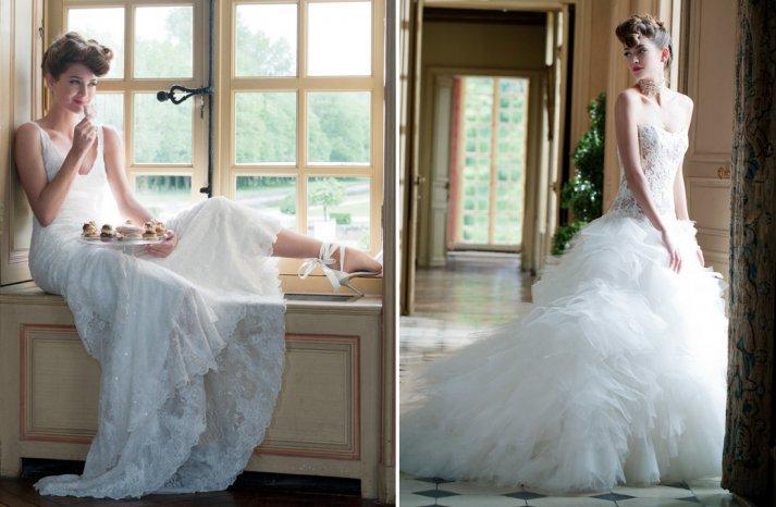 Cymbeline Paris 2014 Wedding Dresses Bridal Collection Preview 2