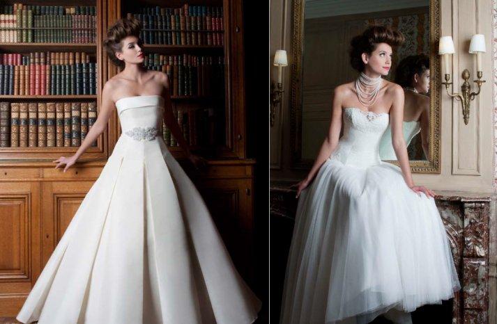 Cymbeline Paris 2014 Wedding Dresses Bridal Collection Preview 6