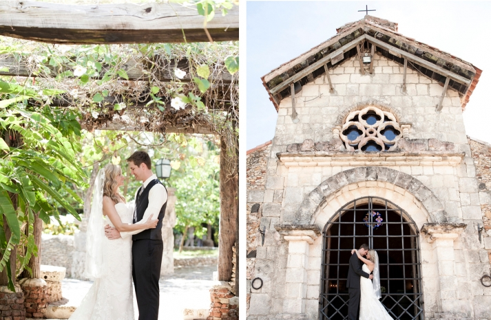 Destination wedding in the Dominican Republic 1