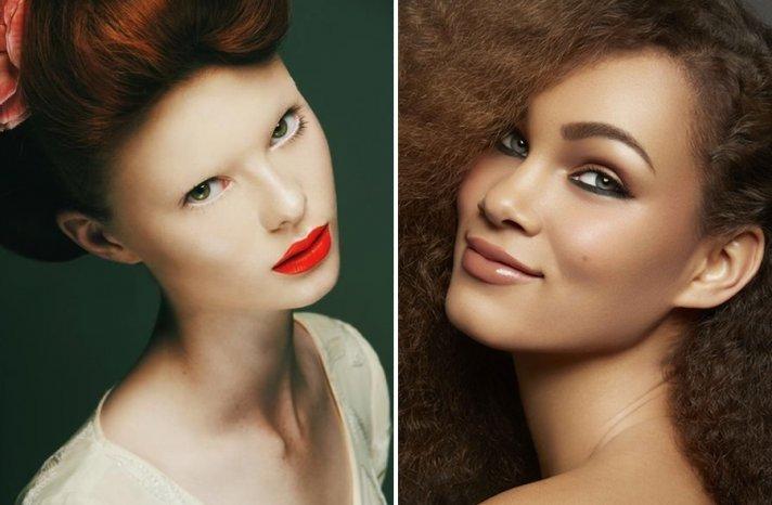 Fall wedding makeup inspiration for brides 1