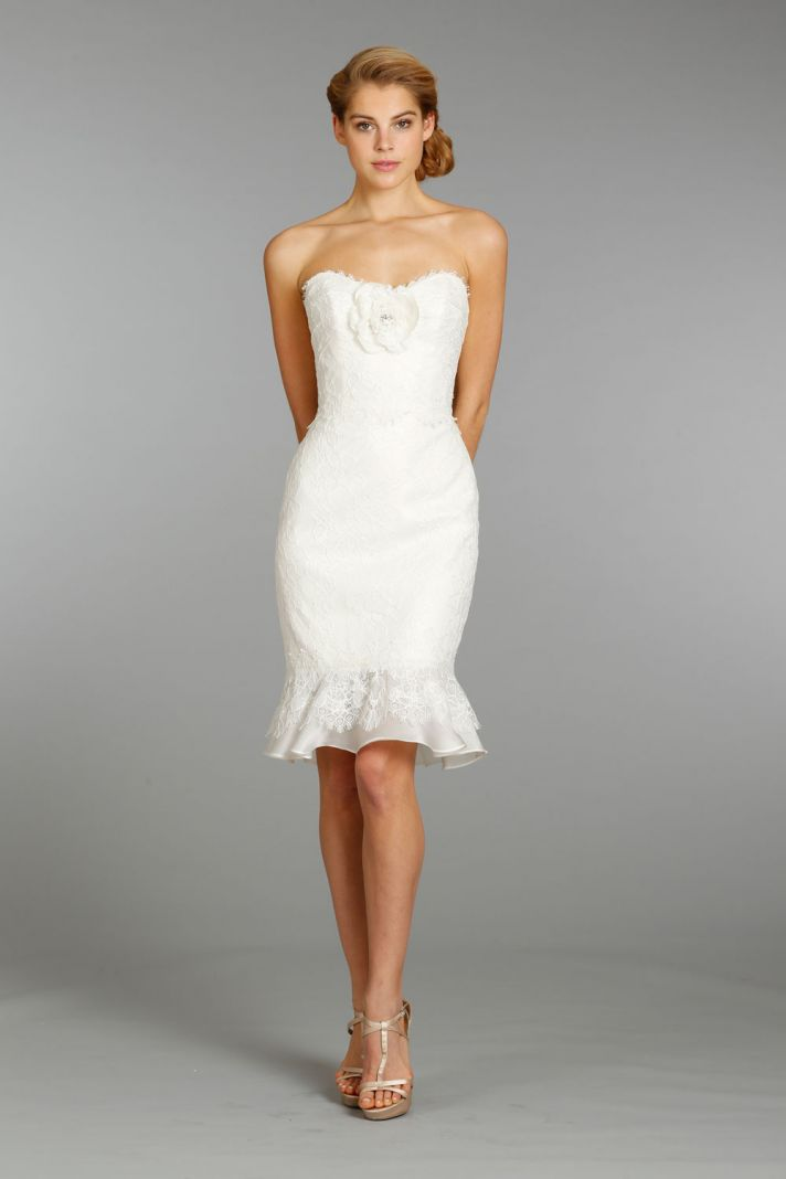 Alvina Valenta wedding dress Fall 2013 Bridal 9353