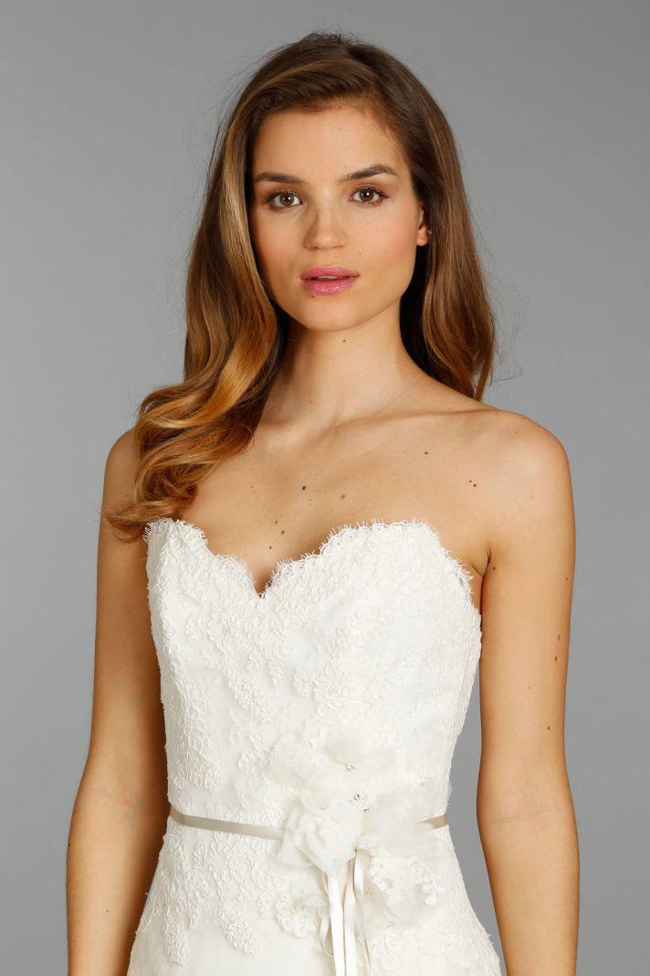 Alvina Valenta wedding dress Fall 2013 Bridal 9360