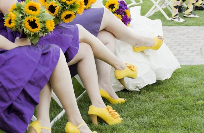 Match-the-flower-shoes