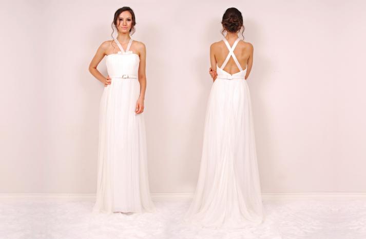 Hurst wedding dress by Sunjin Lee 2014 bridal