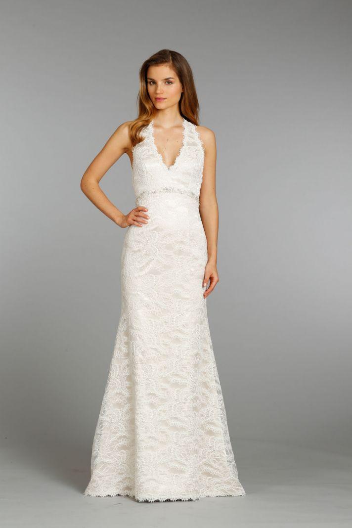 Jim Hjelm wedding dress fall 2013 bridal 8359