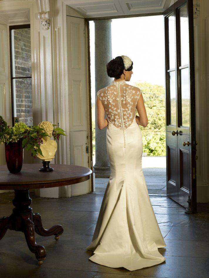 Suri wedding dress by Kathy de Stafford 2013 bridal