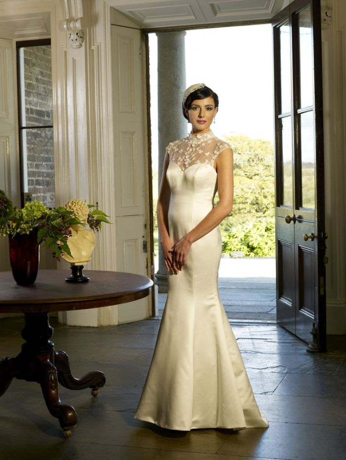 Suri wedding dress by Kathy de Stafford 2013 bridal