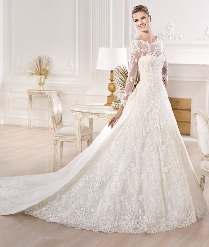 Wedding Dresses 2014 - Missy Dress