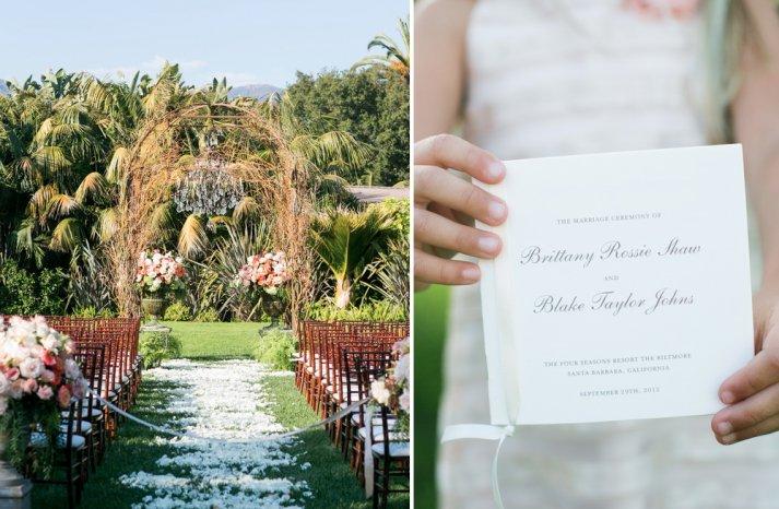 enchanted outdoor wedding reception with chandelier arorned arbor