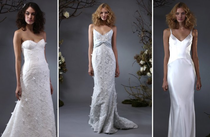 New Wedding Dress Collections 2014 Sneak Peek Elizabeth Fillmore