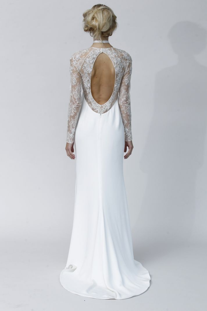 DONATELLA wedding dress by Rivini Fall 2014 bridal