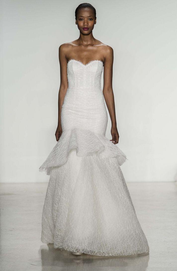 Devyn wedding dress by Amsale Fall 2014 bridal