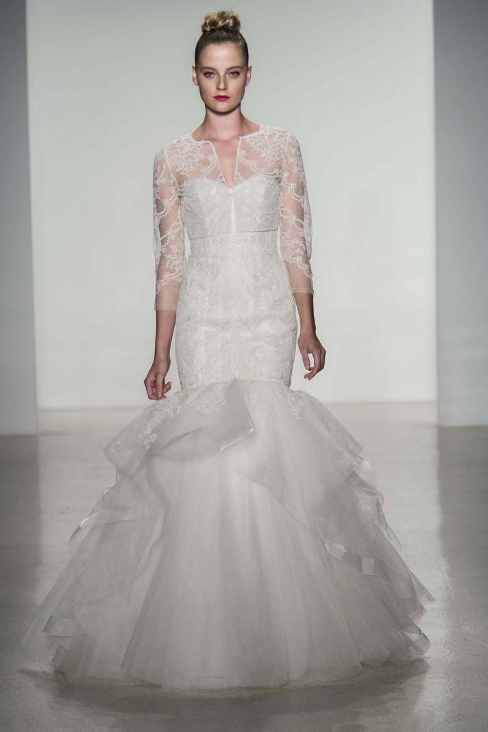 Carson wedding dress by Amsale Fall 2014 bridal