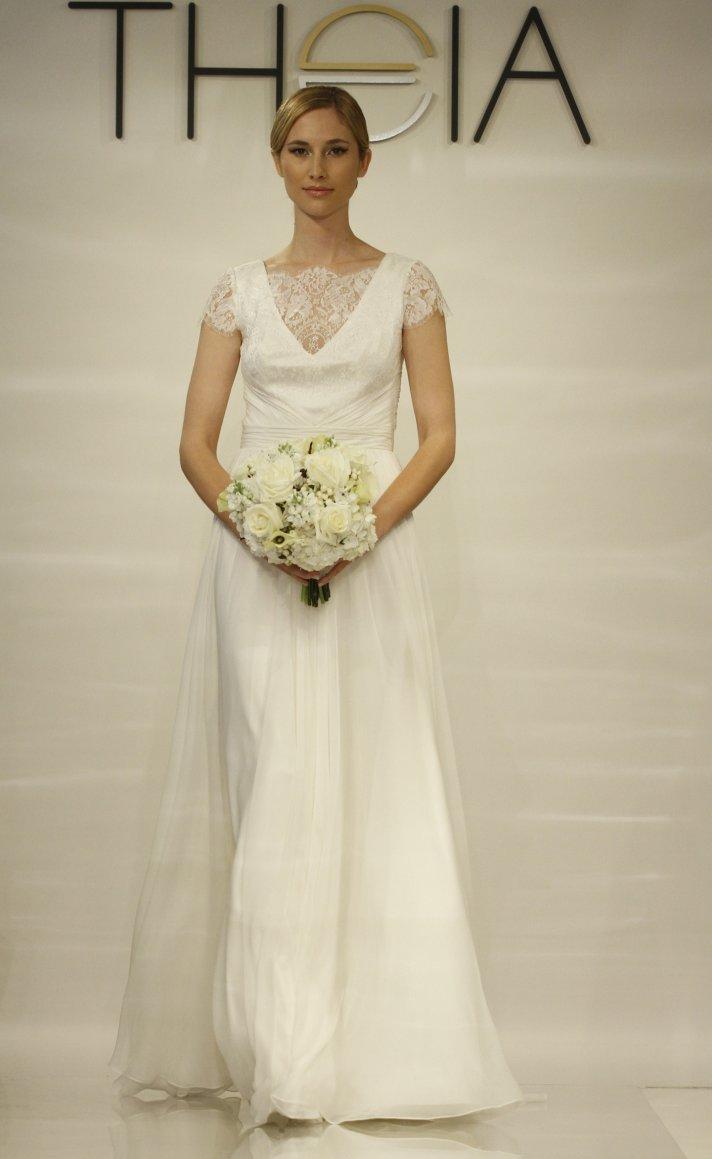 Anise wedding dress by Theia Fall 2014 Bridal