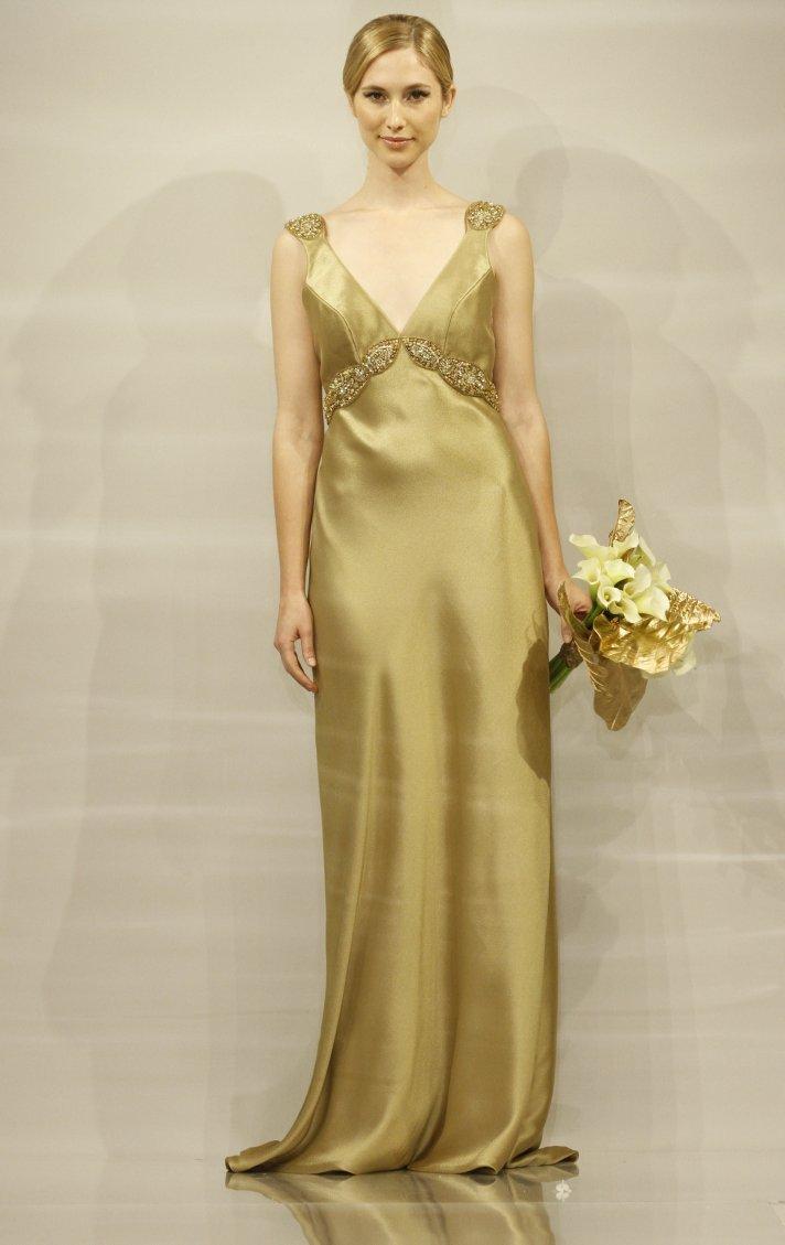 Elizabeth wedding dress by Theia Fall 2014 Bridal