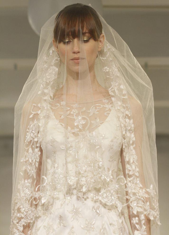 Cora wedding dress by Theia Fall 2014 Bridal