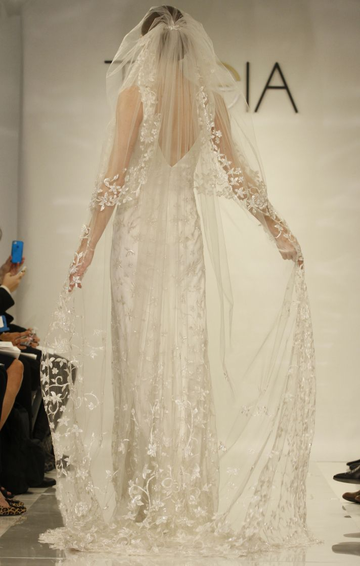 Cora wedding dress by Theia Fall 2014 Bridal