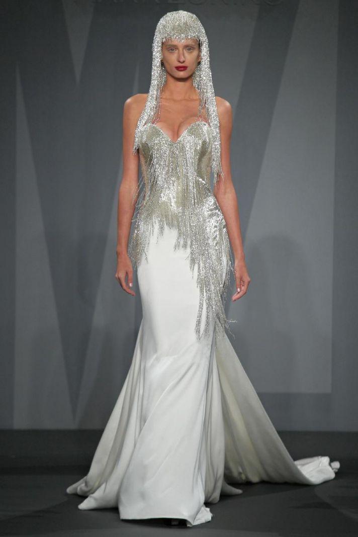 Mark Zunino wedding dress for Kleinfeld Fall 2014 Bridal 17