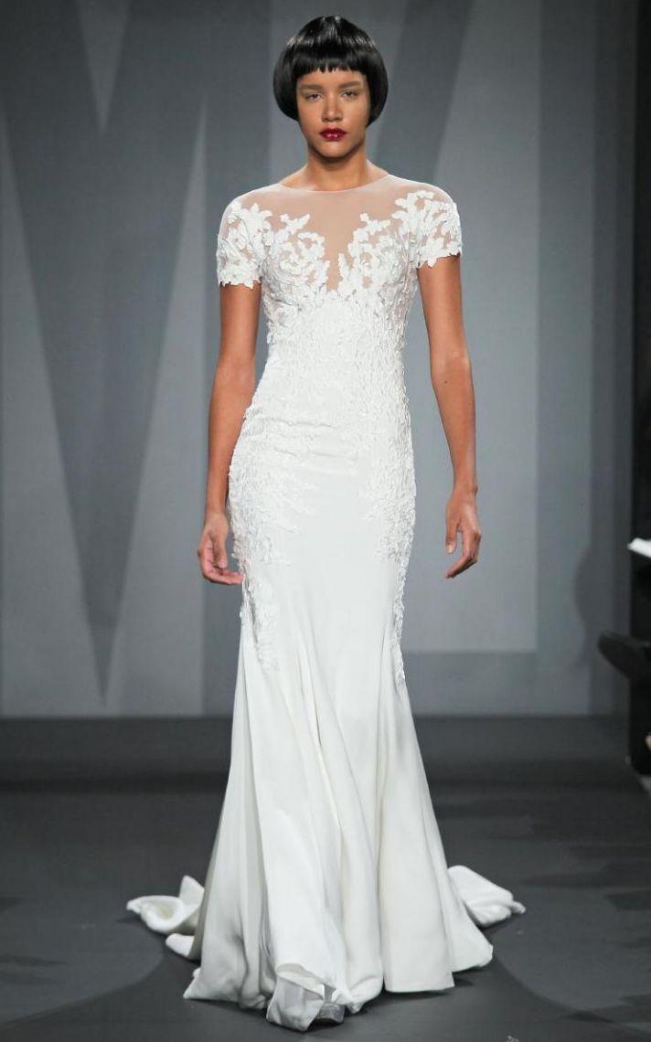 Mark Zunino wedding dress for Kleinfeld Fall 2014 Bridal 4