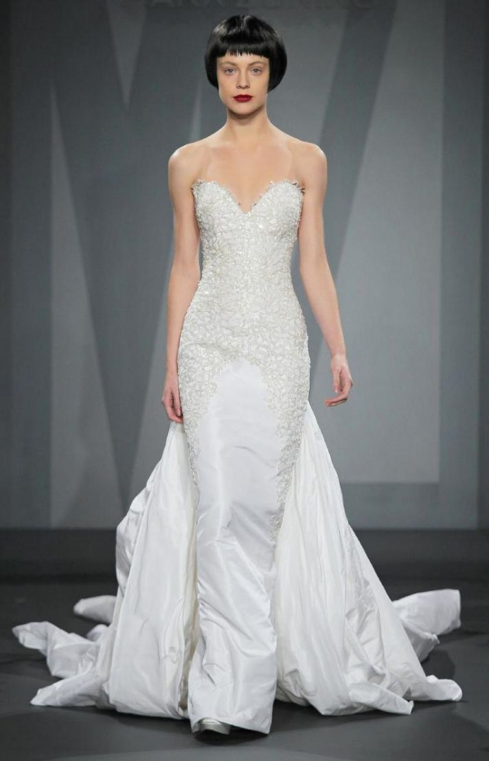 Mark Zunino wedding dress for Kleinfeld Fall 2014 Bridal 14