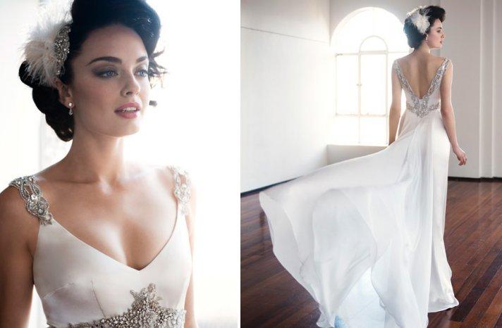 Anna Schimmel wedding dress 2013 bridal 1