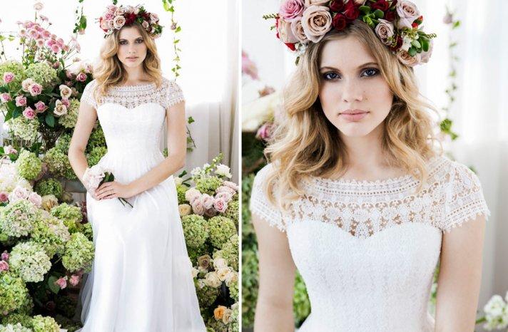 Anna Schimmel wedding dress 2013 bridal 16
