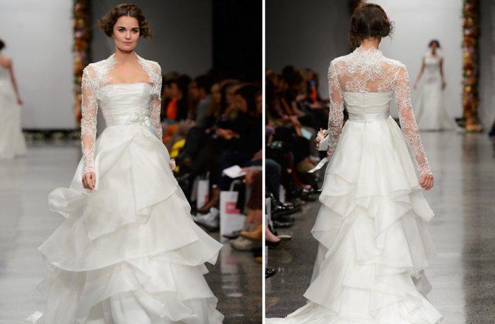 Anna Schimmel wedding dress 2013 bridal 20