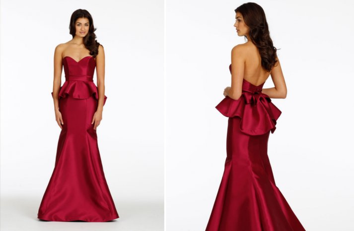 Bridesmaids style Red is the New Black 2