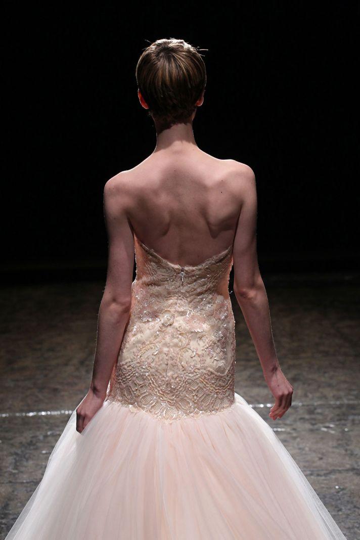 3402 wedding dress by Lazaro Spring 2014 Bridal