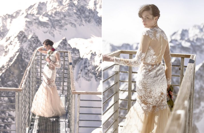 Custom wedding gowns by Atelier De Couture Bridal 1