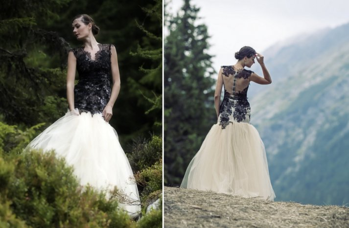 Custom wedding gowns by Atelier De Couture Bridal 12