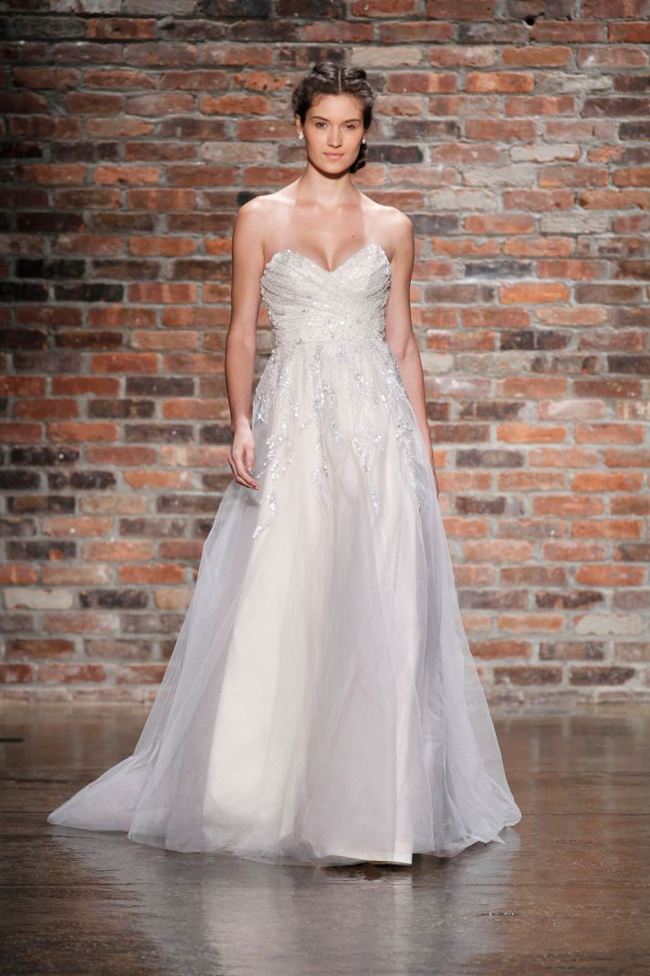 6412 wedding dress by Hayley Paige Spring 2014 Bridal