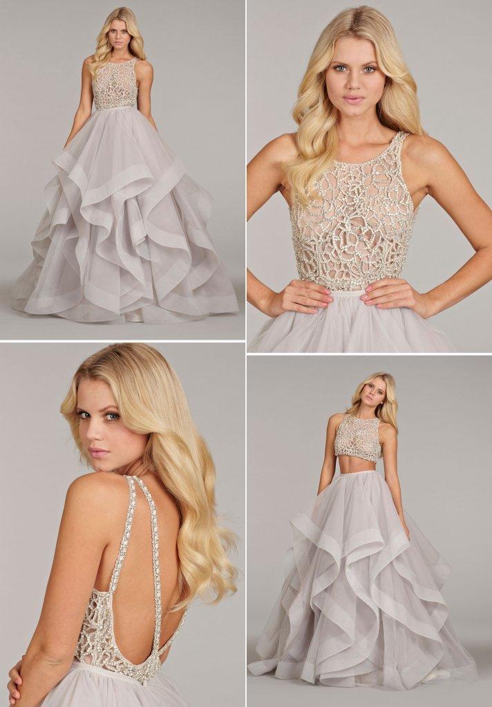 6413 Hayley Paige wedding dress