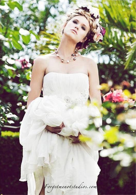 romantic bridal inspiration in California 1