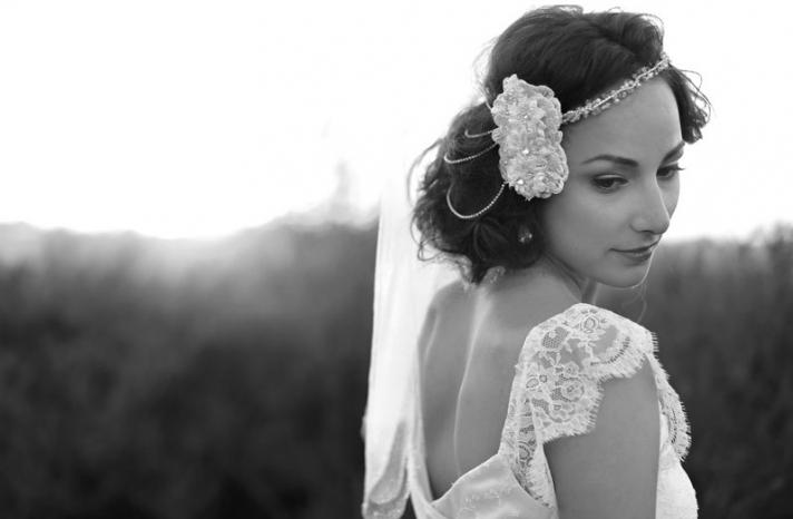 Jasmine Star bridal portrait