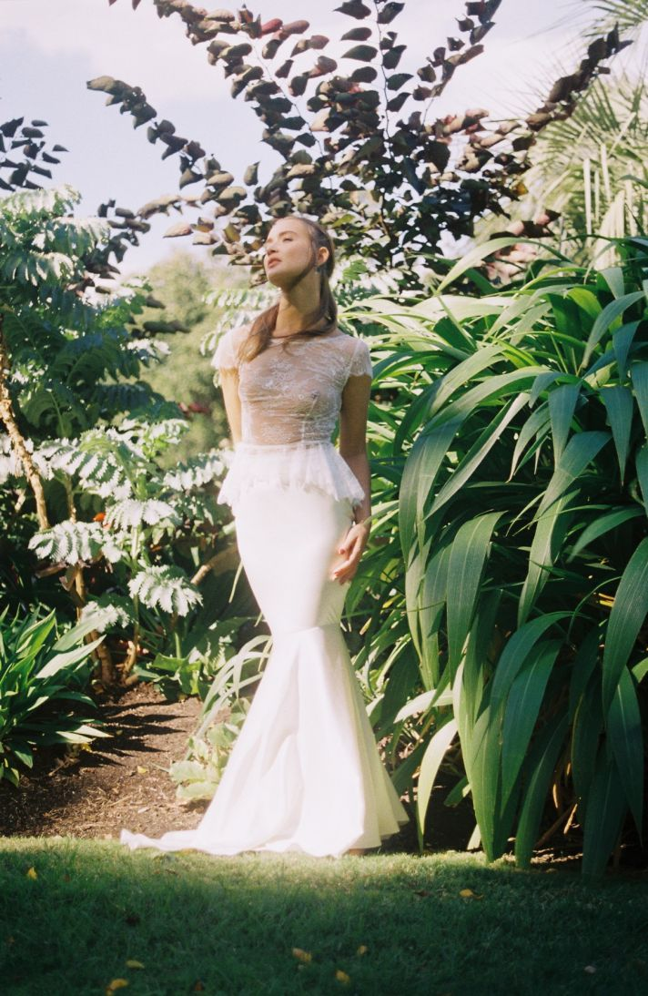 wedding dress by Mariana Hardwick A Provincial Romance bridal collection 5