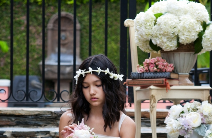 Cocoe vocie flower girl collection 2014 8