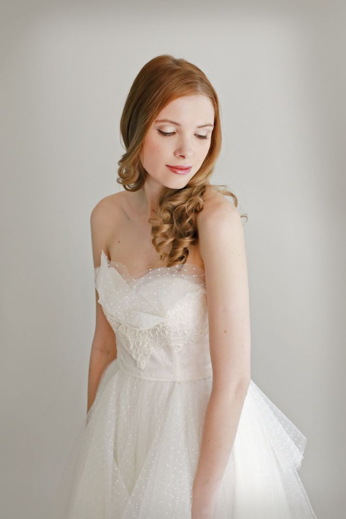 Simone by Leanne Marshall Fall 2014 Bridal Collection