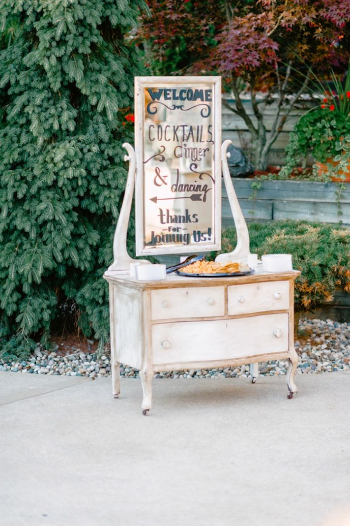A Novelesque Vintage Inspired Garden Wedding