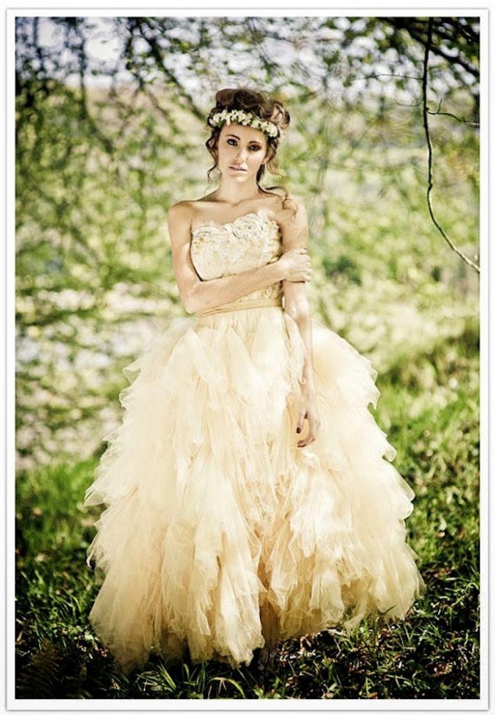 Bonzie Bridal Wedding Gown