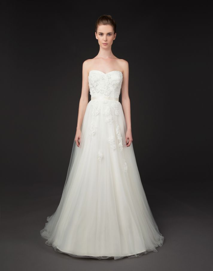 Annette gown by Winnie Couture Blush Label 2014