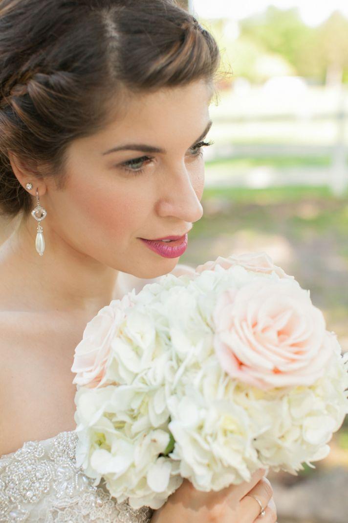 Classic bride makeup inspiration